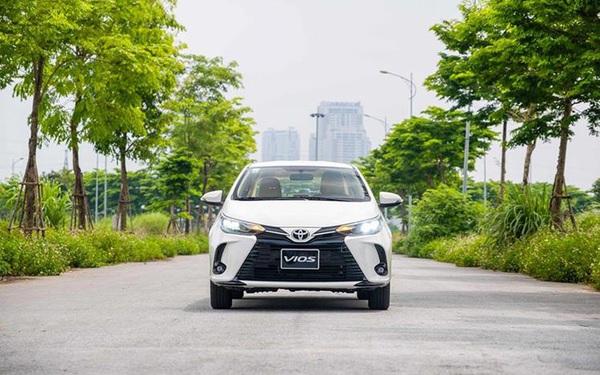 Nhận ngay ưu đãi lên đến 30 triệu đồng khi mua Toyota Vios