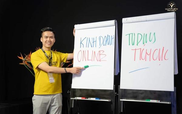 Nguyễn Quang Khánh - CEO thương hiệu dược mỹ phẩm Việt