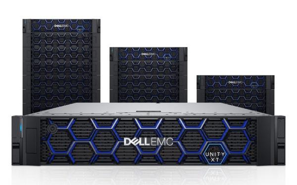 Tủ đĩa Dell EMC Unity XT -  Tối ưu hoá khả năng lưu trữ cho doanh nghiệp hiện đại