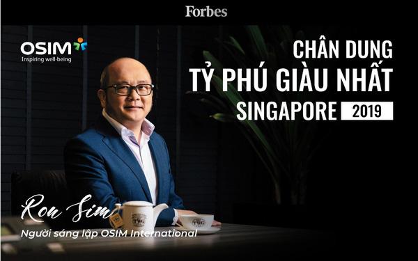 Tỷ phú luôn nằm trong top người giàu nhất Singapore - Ron Sim: Gã khổng lồ về chăm sóc sức khỏe ở châu Á