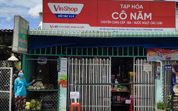 VinID cùng hơn 1.000 tạp hoá liên kết VinShop bán nhu yếu phẩm phi lợi nhuận tại TPHCM