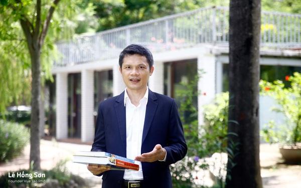 Hành trình hướng về tâm dịch của CEO Lê Hồng Sơn Vua Tào Phớ