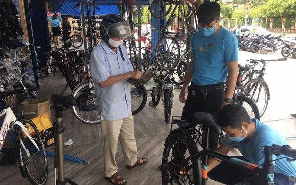 Thế Giới Di Động tăng tốc mở shop xe đạp, kỳ vọng doanh thu 400 tỷ