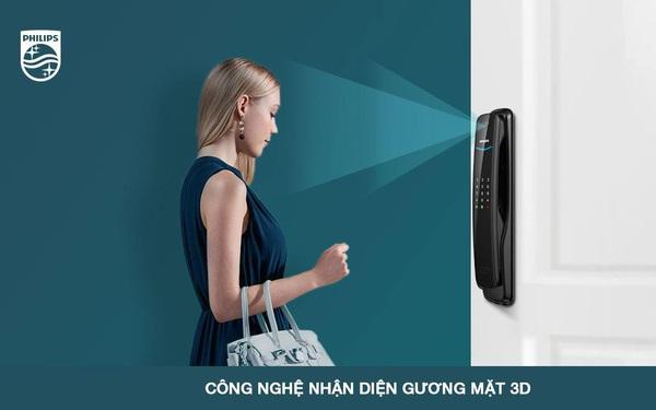 Series Philips DDL702 - Sự bứt phá mới về công nghệ khóa cửa thông minh