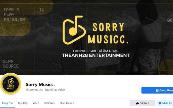 Fanpage Sorry Musicc. - Lắng đọng cùng cảm xúc âm nhạc