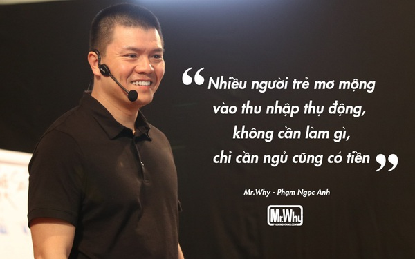 """Nhiều người Việt mơ mộng """"làm ít hưởng nhiều"""" bằng thu nhập thụ động"""