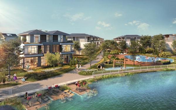 Dự án đô thị xanh nổi bật có 3 mặt giáp sông, hồ
