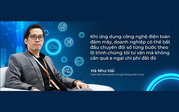 VNG Cloud hợp tác chiến lược với VPBank SME - cung cấp giải pháp chuyển đổi số toàn diện cho doanh nghiệp SME