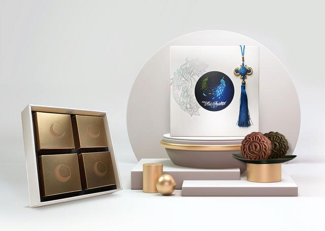 """Cảm hứng phương Đông trong thiết kế hộp bánh Trung Thu 2020: """"Fusion"""" truyền thống, hiện đại - Ảnh 1."""