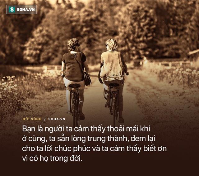 Con người sống trên đời, có 5 người nhất định phải coi trọng, không làm được phúc đức sẽ tiêu tan - Ảnh 2.