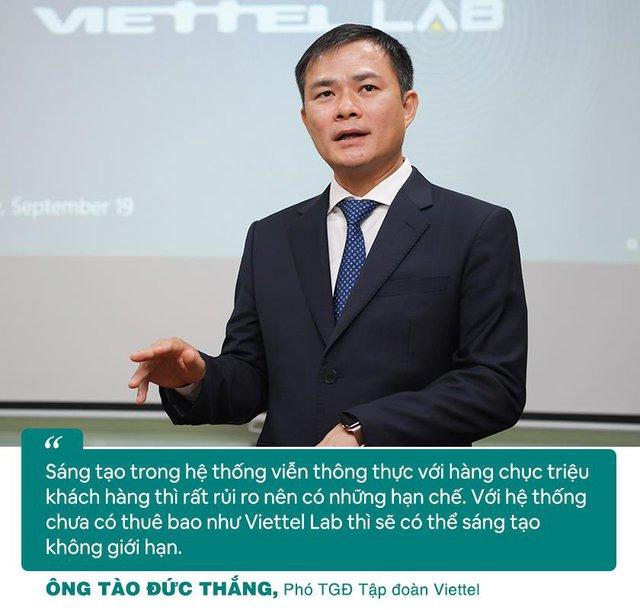 PTGĐ Viettel Tào Đức Thắng: Xóa khoảng cách giữa lý thuyết và thực tế, đào tạo được kỹ sư giỏi thì mới làm chủ được công nghệ - Ảnh 4.
