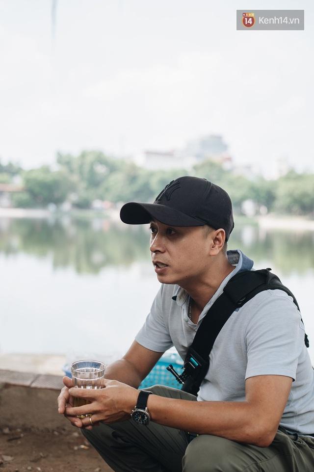 Gặp gỡ YouTuber tạo nên cơn sốt cá kho phố cổ Hà Nội, gần 40 tuổi vẫn quyết khởi nghiệp làm food blogger - Ảnh 4.