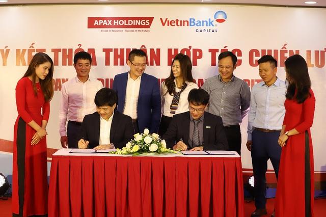 Apax Holdings của Shark Thủy phát hành 100 tỷ đồng trái phiếu cho Vietinbank Capital - Ảnh 1.