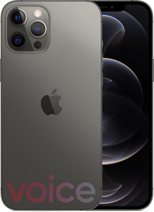 Loạt iPhone 12 lộ ảnh render trước giờ ra mắt, có màu xanh biển hoàn toàn mới - Ảnh 2.