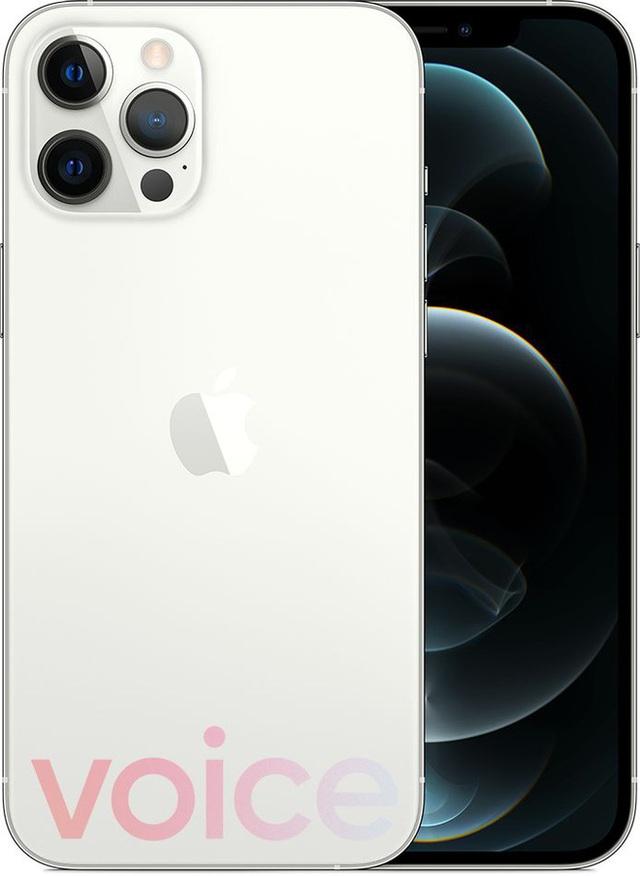 Loạt iPhone 12 lộ ảnh render trước giờ ra mắt, có màu xanh biển hoàn toàn mới - Ảnh 3.
