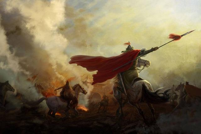 3 trận đánh để đời của Tây Sở Bá Vương Hạng Vũ, trận cuối cùng đại bại vì 1 bài hát dân ca - Ảnh 2.