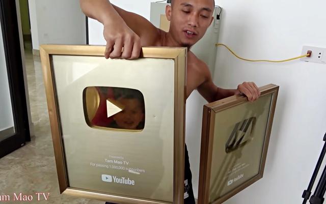 Tiết lộ số tiền 4 tỷ đồng kiếm được từ YouTube từ khi bắt đầu, anh em Tam Mao khoe luôn cơ ngơi mới - Ảnh 2.