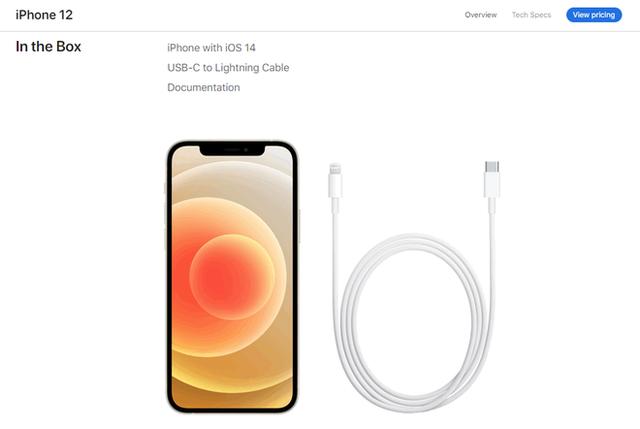 Cắt giảm phụ kiện của iPhone 12, Apple bán lẻ củ sạc và tai nghe với giá 19 USD - Ảnh 1.