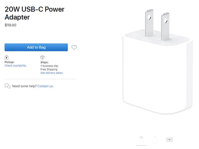 Cắt giảm phụ kiện của iPhone 12, Apple bán lẻ củ sạc và tai nghe với giá 19 USD - Ảnh 3.