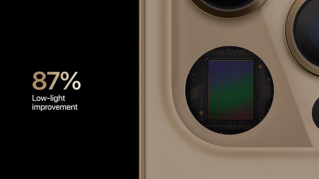 iPhone 12 Pro & iPhone 12 Pro Max ra mắt: 5G, camera nâng cấp, màu xanh mới, màn hình lớn hơn nhưng không có 120Hz - Ảnh 9.