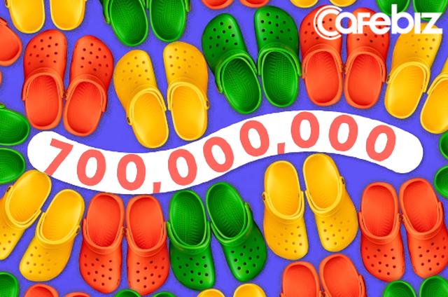 Chiến lược tỷ đô của những đôi dép Crocs 'xấu xí': Bất chấp mọi tiêu chuẩn về cái đẹp, thoải mái là trên hết! - Ảnh 1.
