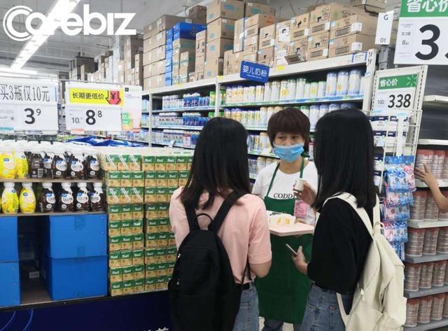 Sữa đậu nành NutiFood chính thức lên kệ 450 siêu thị Walmart tại Trung Quốc, 'tham chiến' thị trường sữa thực vật 38,4 tỷ USD tại đất nước tỷ dân - Ảnh 2.
