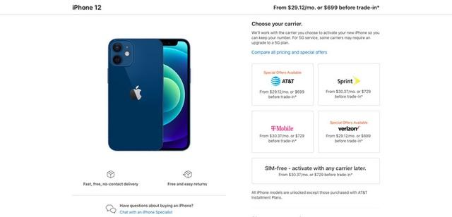 Apple đã cho chúng ta ăn cú lừa, giá iPhone 12 thấp nhất không phải 699 USD mà tận 729 USD - Ảnh 2.