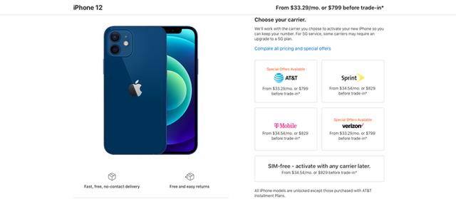 Apple đã cho chúng ta ăn cú lừa, giá iPhone 12 thấp nhất không phải 699 USD mà tận 729 USD - Ảnh 3.