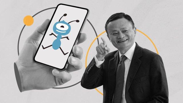 Ant Group của Jack Ma có thể trị giá 280 tỷ USD sau khi IPO, lớn hơn Bank of America, gấp ba lần quy mô của Citigroup - Ảnh 1.