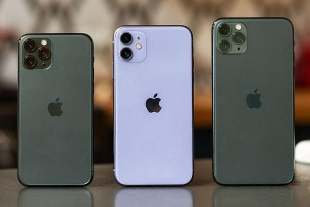 """Giá iPhone """"tuột dốc không phanh"""" sau khi iPhone 12 trình làng - Ảnh 2."""