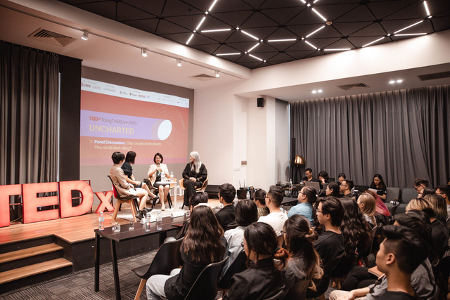 Là giảng viên NEU 3 năm, nhận nhiều định kiến khi chuyển sang ngành nightlife, Tia Liêu - Giám đốc Event 1900: Phụ nữ cũng là trụ cột trong kinh doanh - Ảnh 6.