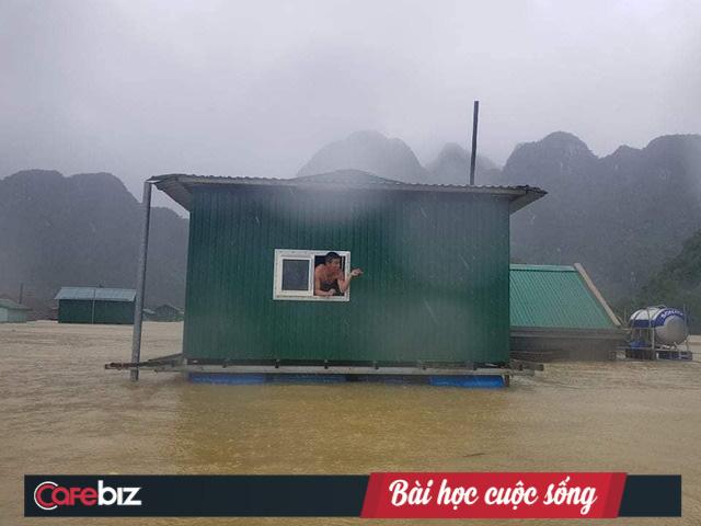 Ai đứng sau Nhà Chống Lũ, dự án đang giúp hàng trăm ngôi nhà chống chọi hiệu quả với bão tố khắc nghiệt miền Trung? - Ảnh 1.