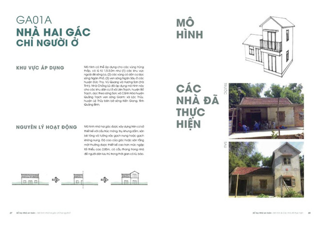 Một lần nữa, những căn nhà phao trong dự án Nhà Chống Lũ phát huy tác dụng tại Quảng Bình - Ảnh 11.