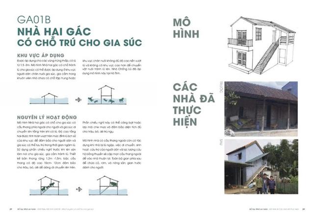 Một lần nữa, những căn nhà phao trong dự án Nhà Chống Lũ phát huy tác dụng tại Quảng Bình - Ảnh 12.