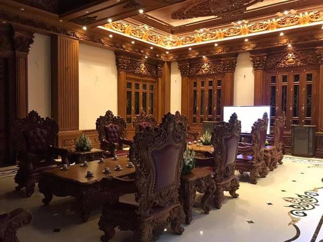 Đại gia Tuyên Quang và lễ ăn hỏi trong lâu đài dát vàng lộng lẫy đến nghẹt thở  - Ảnh 12.