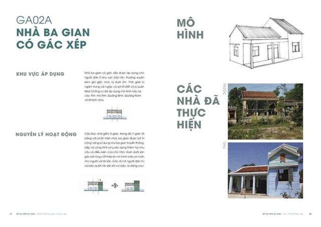 Một lần nữa, những căn nhà phao trong dự án Nhà Chống Lũ phát huy tác dụng tại Quảng Bình - Ảnh 13.