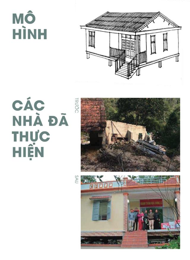 Một lần nữa, những căn nhà phao trong dự án Nhà Chống Lũ phát huy tác dụng tại Quảng Bình - Ảnh 6.