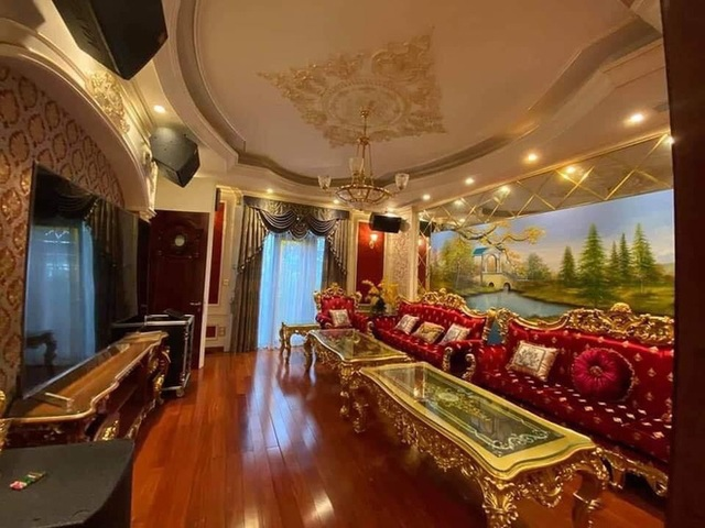 Đại gia Tuyên Quang và lễ ăn hỏi trong lâu đài dát vàng lộng lẫy đến nghẹt thở  - Ảnh 6.