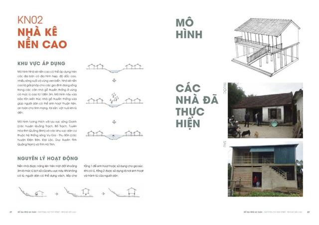 Một lần nữa, những căn nhà phao trong dự án Nhà Chống Lũ phát huy tác dụng tại Quảng Bình - Ảnh 7.