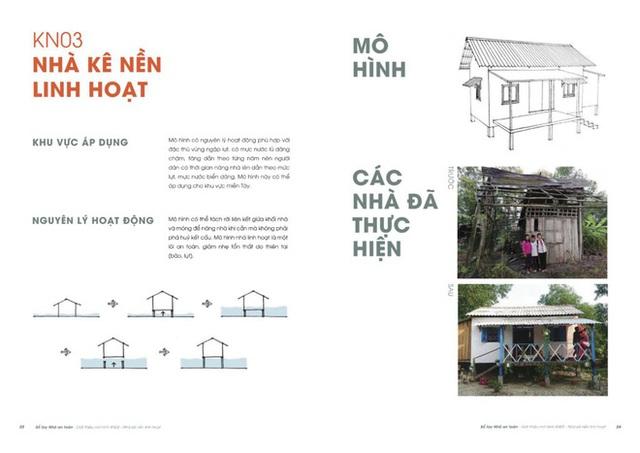 Một lần nữa, những căn nhà phao trong dự án Nhà Chống Lũ phát huy tác dụng tại Quảng Bình - Ảnh 8.