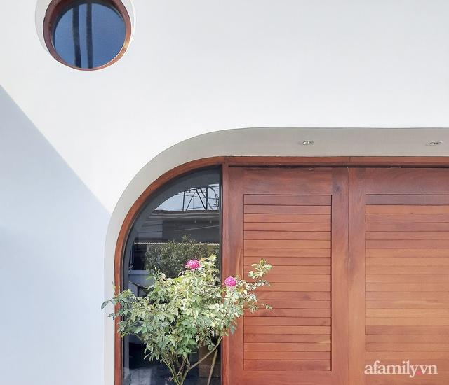 Với chi phí 1 tỷ đồng, cặp vợ chồng trẻ Đắk Lắk xây ngôi nhà mơ ước với những đường cong đẹp ngất ngây - Ảnh 9.