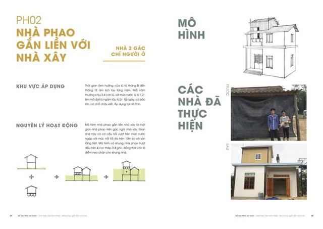 Một lần nữa, những căn nhà phao trong dự án Nhà Chống Lũ phát huy tác dụng tại Quảng Bình - Ảnh 10.