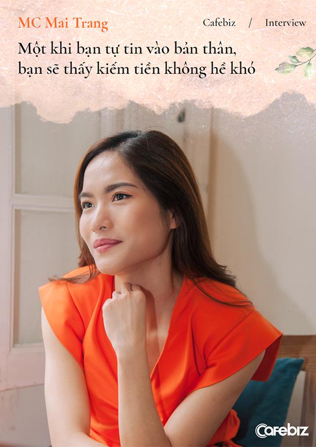 Từng đi shopping tiêu hết 10-15 triệu đồng một lúc, MC Mai Trang: Đừng theo đuổi tự do tài chính, hãy theo đuổi tự tin tài chính! - Ảnh 6.