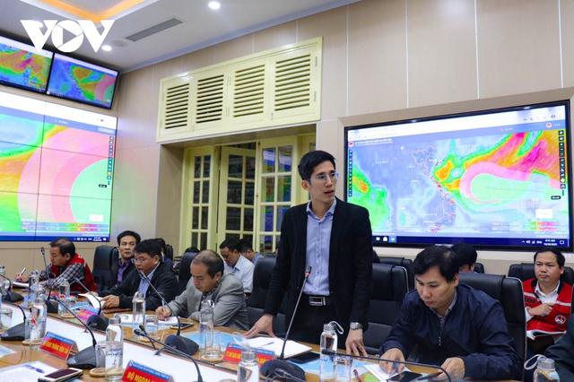 Đề nghị xử lý nghiêm đối tượng đăng thông tin giả về bão số 8  - Ảnh 2.