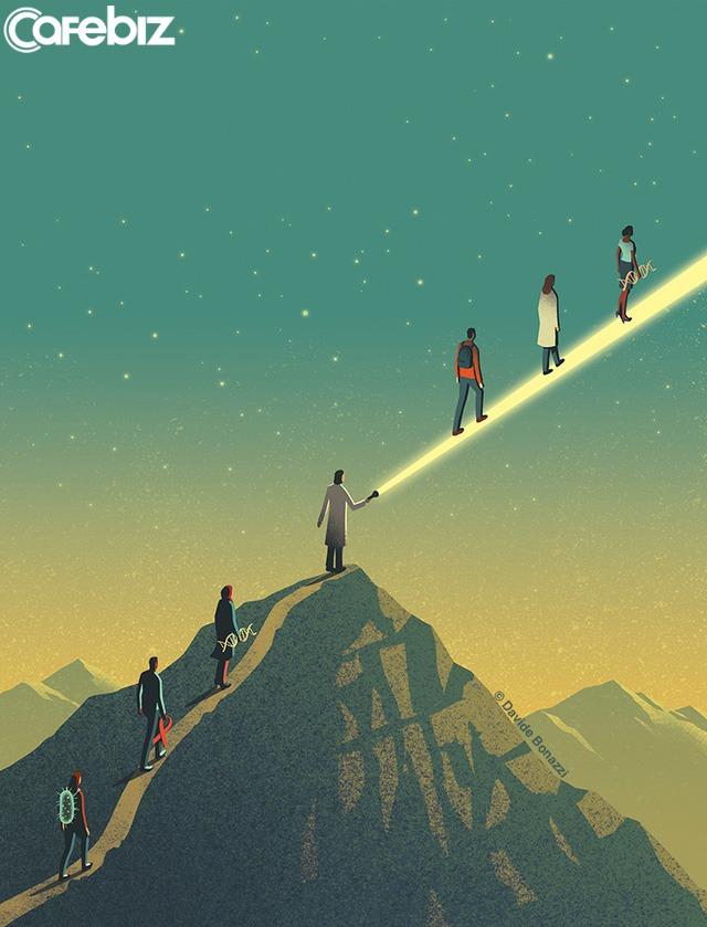 Sức bật lớn nhất cho sự nghiệp 1 người không phải đến từ năng lực cá nhân, mà nằm ở khả năng tạo cảm giác an tâm cho người khác - Ảnh 1.