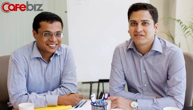 Hai cựu nhân viên bỏ việc, bắt chước Amazon bán sách online, tạo nên đế chế 24 tỷ USD đè bẹp cả công ty cũ tại 'sân nhà' - Ảnh 1.