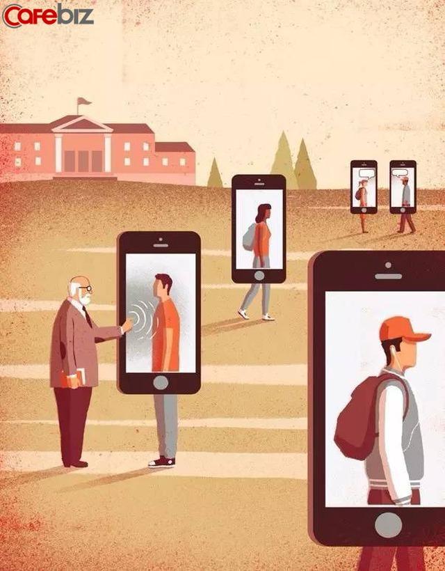 Cách ngược đãi cơ thể kinh khủng nhất chính là cắm mặt vào màn hình điện thoại: Sống vui vẻ trong thế giới thực, tập thể dục, quản lý cảm xúc... mới mong trường thọ!  - Ảnh 2.
