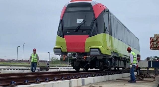 """Tàu Nhổn - ga Hà Nội bắt đầu chạy """"không tải"""", tháng 4/2021 sẽ chở khách?  - Ảnh 2."""