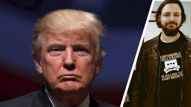 Tận dụng khẩu hiệu tranh cử, hacker tuyên bố đoán được mật khẩu Twitter của Tổng thống Trump - Ảnh 2.