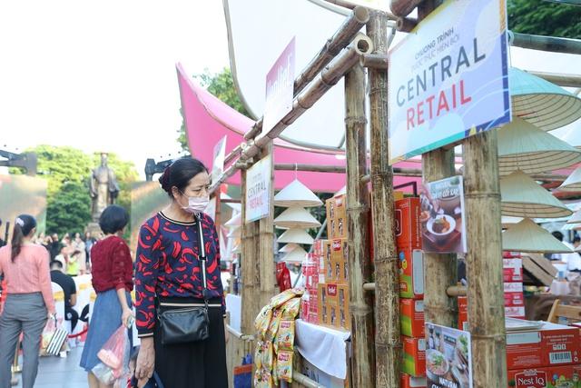 """Central Retail khai mạc tuần hàng """"Made in Vietnam"""" tại Hà Nội - Ảnh 1."""